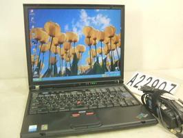 IBM ★ThinkPad T40 2373-HJ3