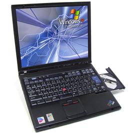 レノボ 中古 A4 ノートパソコン:ThinkPad T42(2373-L32)